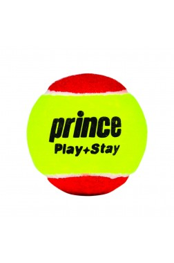 Prince Play+Stay Stage 3 Red (12 vnt.) kamuoliukai